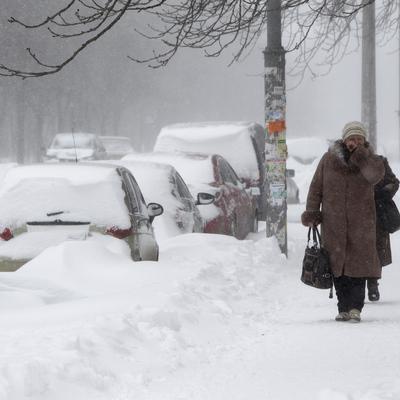 В Нацполиции рассказали водителям, как пережить морозы
