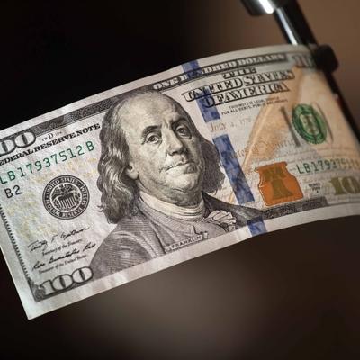 В обменниках резко снизился курс доллара