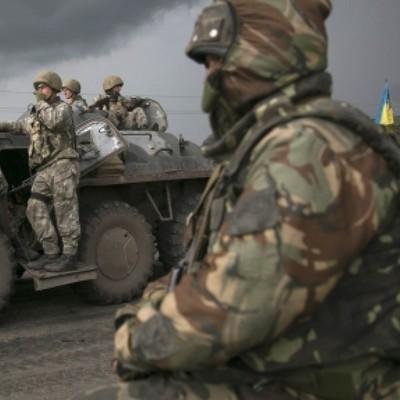 Полторак наказал офицеров за инцидент с солдатами в Мариуполе
