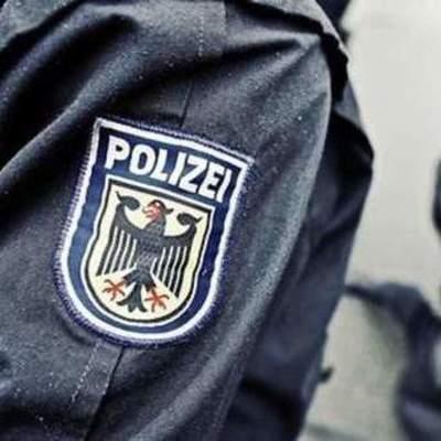 Неизвестный с ножом напал на полицейский участок в Германии