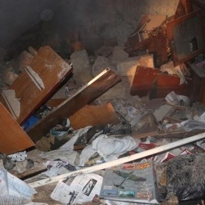 В Одессе взорвался жилой дом (фото)