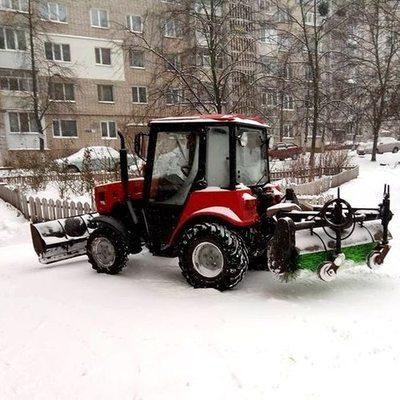 Вот как «убирают» дороги в Житомире (фото)