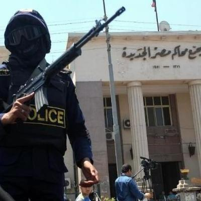 В Египте напали на блокпост, 6 полицейских погибли