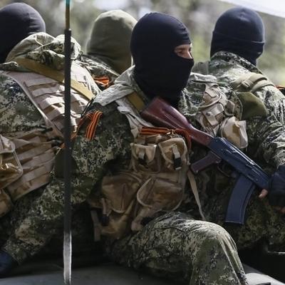 Российский военный расстрелял наемника на Донбассе