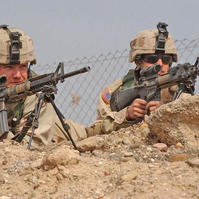 Украинский аналог американской винтовки М16 будет называться WAC-47