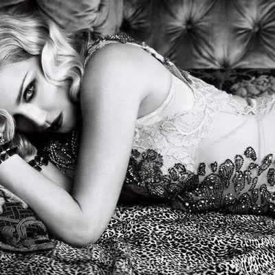 Мадонна снялась в откровенной фотосессии культовых фотографов (фото)