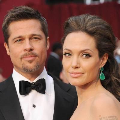 Джоли и Питт впервые выступили с совместным заявлением (фото)