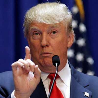Пресс-конференция Трампа: не дал слова CNN и убежал от острого вопроса (видео)