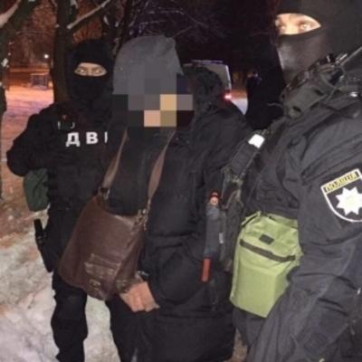 В киевской полиции обнаружили крупного взяточника