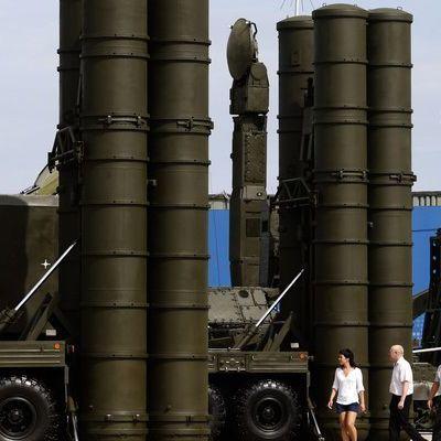 ВСУ отреагировали на комплексы РФ С-400 в Крыму