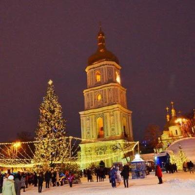 14 января возле главной елки страны состоится праздничный концерт