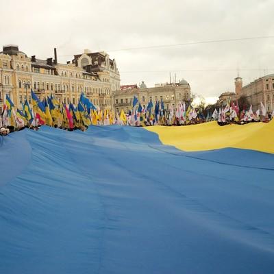 В Украине отмечается День Соборности