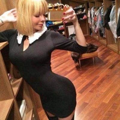 Развратная жена украинского депутата поразила откровенными фотографиями без белья (ФОТО 18+)