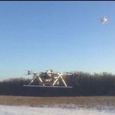 В Украине испытали противотанковый дрон ВСУ (видео)