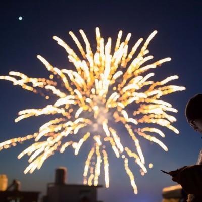 Грандиозные фейерверки и танцы драконов: так в Китае встречают Новый Год