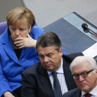 У Меркель озвучили условия снятия санкций с России