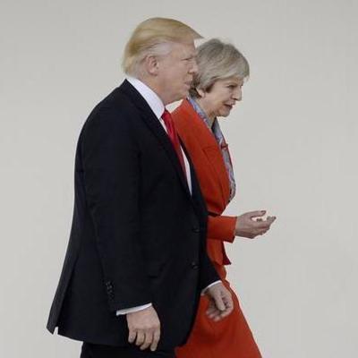 Несмотря на петицию британцев визит Трампа в Лондон отменять не будут