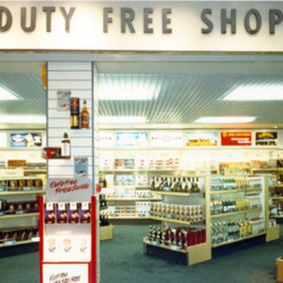 В Жулянах закрыли магазин duty free из-за подозрений в контрабанде