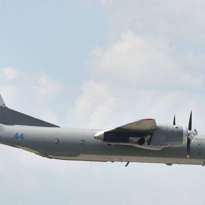 Россияне с боевого корабля обстреляли самолет ВМС Украины в Черном море