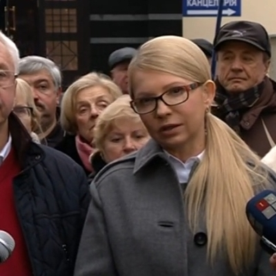 В Белом доме опровергли 20-минутную встречу Тимошенко и Трампа