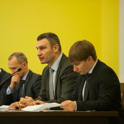 Кличко прокомментировал задержание прокуратурой чиновников КГГА