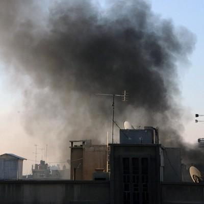 Российское посольство в Сирии подверглось минометному обстрелу