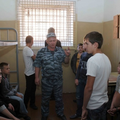 В России посадили 12-летнего мальчика