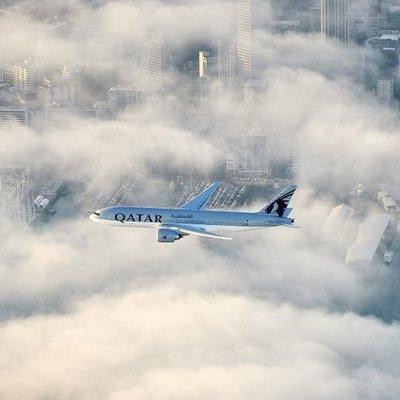 Самолет Qatar Airways совершил самый длинный в истории перелет