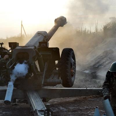 Штаб: Авдеевку и Широкино боевики обстреляли из танков