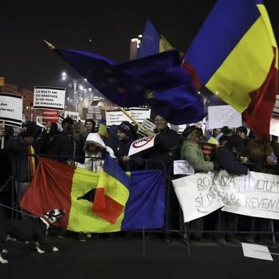 «Майдан» в Румынии: Чего требуют протестующие