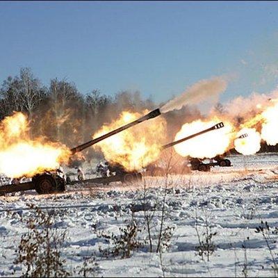 Террористы обстреляли из артиллерии все направления линии фронта - штаб АТО