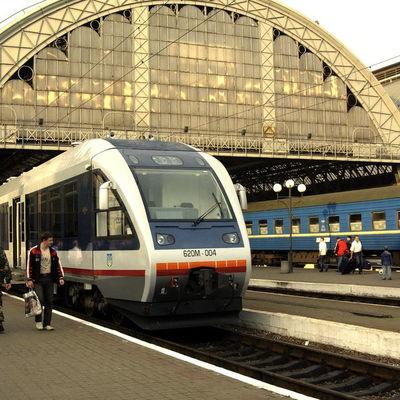 Между Киевом и Львовом будет курсировать дополнительный поезд