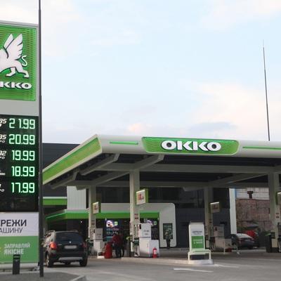 Укрзализныця закупит 10 тысяч тонн дизтоплива у ОККО