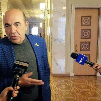«Эта Рада работает на уничтожение собственного народа», - Вадим Рабинович
