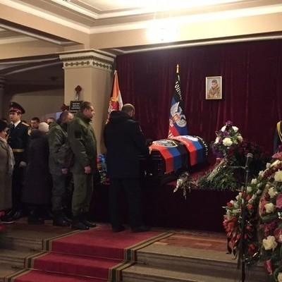 Донецкий блогер рассказал всю правду о похоронах Гиви