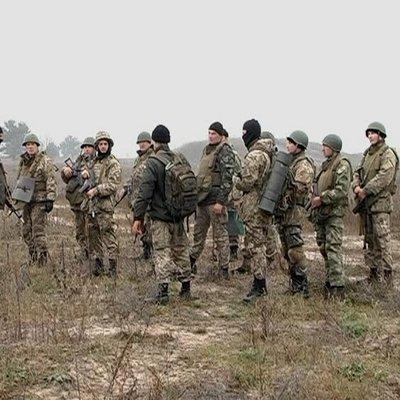 В Луганской области украинские разведчики не вышли на связь