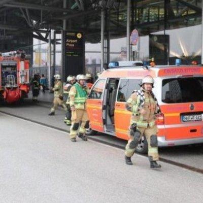 Утечка неизвестного газа спровоцировала эвакуацию целого аэропорта