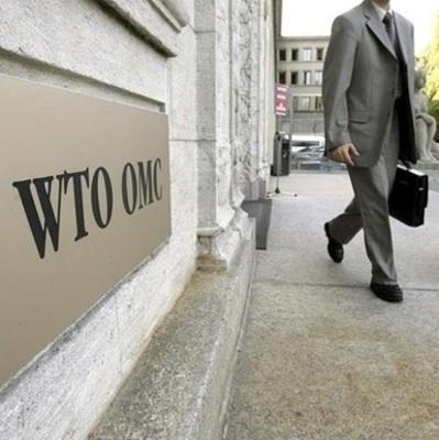 Украина подала в ВТО иск против России