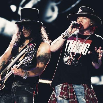 Вечные рокеры Guns N 'Roses перепутали город выступления