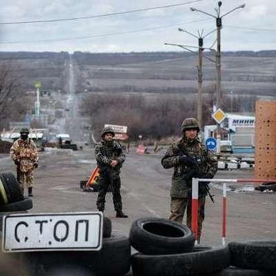 Заявление участников блокады «ЛДНР» о режиме ЧП в Украине