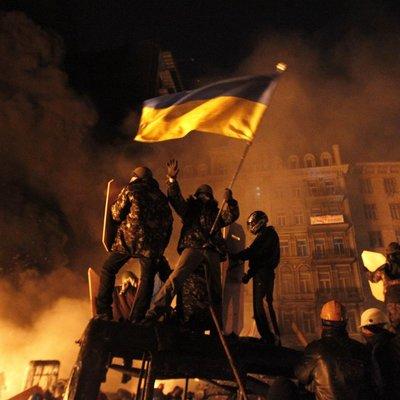 К третьей годовщине Майдана сегодня в Киеве пройдут мероприятия