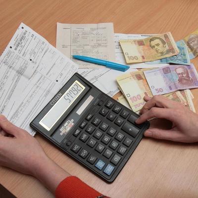 Киевлянам советуют обращать внимание на суммы начислений в новых платежках