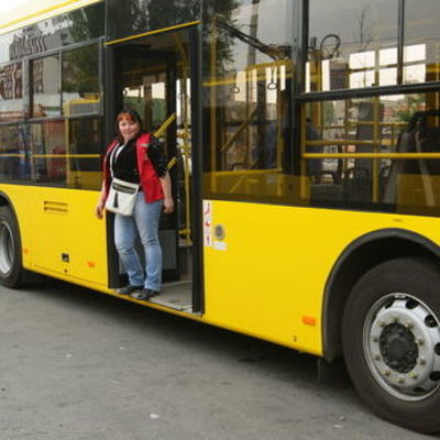 В Киеве изменится работа общественного транспорта из-за продуктовых ярмарок