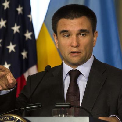 США гарантировали невозможность сдачи Украины РФ, - Климкин
