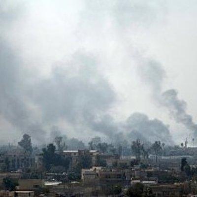 В иракском Мосуле обнаружено массовое захоронение с сотнями тел