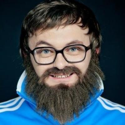 Dzidzio едва не лишился бороды (видео)