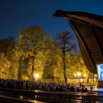 В Мариинском парке бесплатно покажут лучшие короткометражки