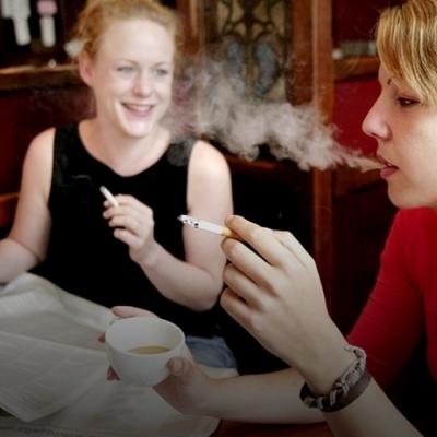 Штрафы за курение в запрещенных местах баснословно взлетят