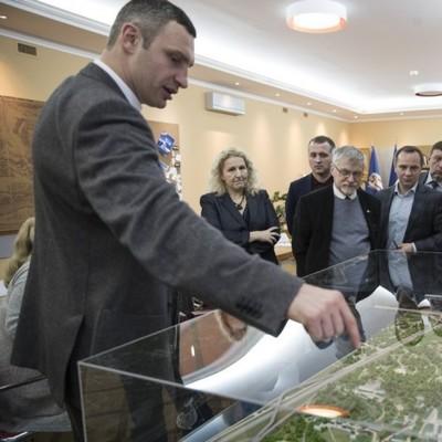 Виталий Кличко: «Киеву нужны четкие правила для контроля за строительством в исторической части»