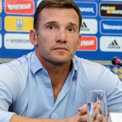 Андрей Шевченко прокомментировал провал сборной Украины